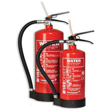 Water Extinguishers With Additive